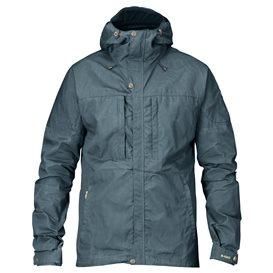 Fjällräven Skogsö Jacket Herren Trekking und Outdoorjacke Übergansjacke dusk hier im Fjällräven-Shop günstig online bestellen