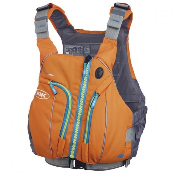 Yak Xipe Touring-Schwimmweste Paddelweste orange hier im YAK-Shop günstig online bestellen