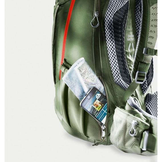 Deuter Trans Alpine Pro 28 Wanderrucksack Daypack ivy-khaki hier im Deuter-Shop günstig online bestellen