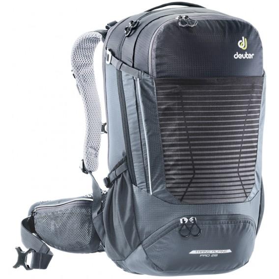 Deuter Trans Alpine Pro 28 Wanderrucksack Daypack black-graphite hier im Deuter-Shop günstig online bestellen