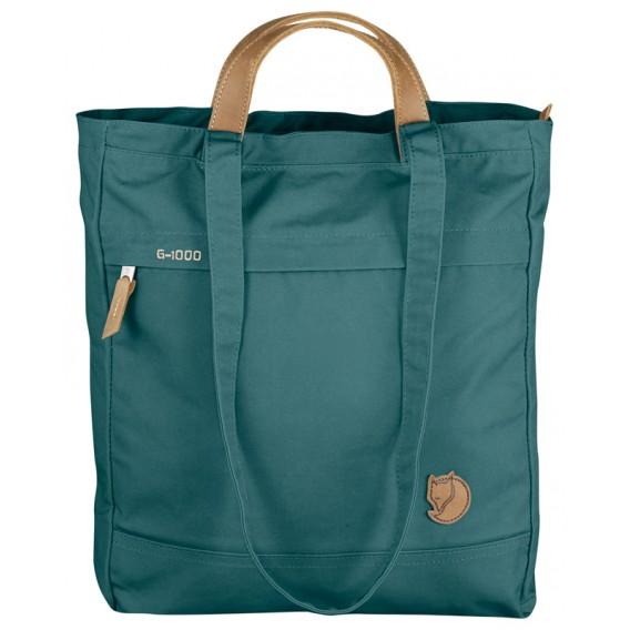 Fjällräven Totepack No.1 Umhängetasche Shopper Handtasche frost green hier im Fjällräven-Shop günstig online bestellen