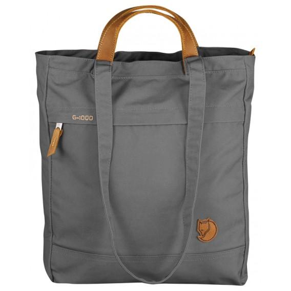 Fjällräven Totepack No.1 Umhängetasche Shopper Handtasche super grey hier im Fjällräven-Shop günstig online bestellen