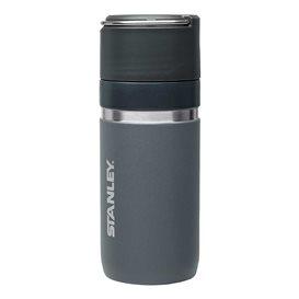 Stanley Go Series Vakuum Bottle 0,47 l Thermoflasche Isolierflasche grau