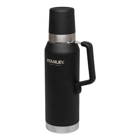 Stanley Vakuum Bottle Master Series 1,3 l Thermoflasche Isolierflasche schwarz im ARTS-Outdoors Stanley-Online-Shop günstig best