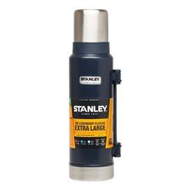 Stanley Classic Vakuum Flasche 1,3 l Edelstahl Thermosflasche Isolierkanne
