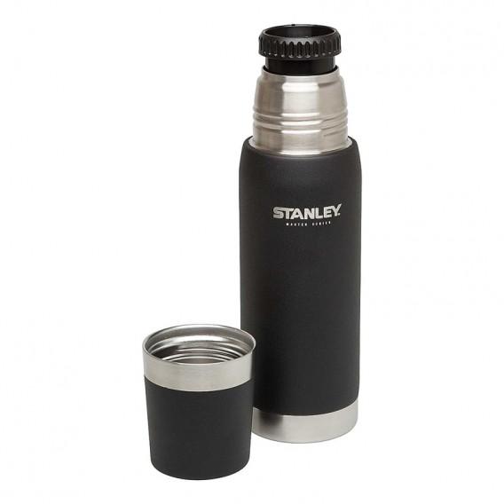 Stanley Vakuum Bottle Master Series 0,75 l Thermoflasche Isolierflasche schwarz hier im Stanley-Shop günstig online bestellen