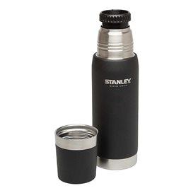 Stanley Vakuum Bottle Master Series 0,75 l Thermoflasche Isolierflasche schwarz im ARTS-Outdoors Stanley-Online-Shop günstig bes