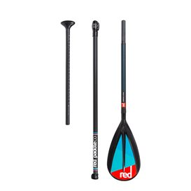 Red Paddle Carbon 50 Nylon Vario Camlock SUP Paddel 3-tlg im ARTS-Outdoors Red Paddle-Online-Shop günstig bestellen