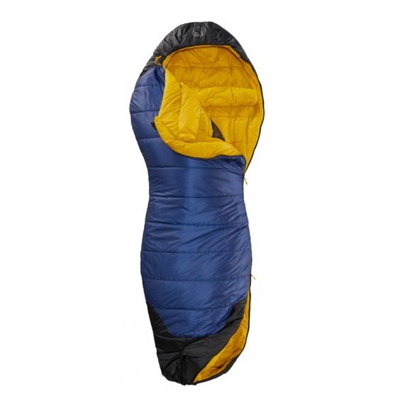Nordisk Puk -2 Curved 3-Jahreszeiten Mumien Kunstfaserschlafsack hier im Nordisk-Shop günstig online bestellen