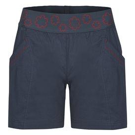 Ocun Pantera Shorts Damen Kurze Kletter Shorts Sporthose salte blue