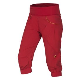 Ocun Noya Shorts Damen Kurze Kletter Shorts Sporthose red-yellow im ARTS-Outdoors Ocun-Online-Shop günstig bestellen