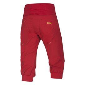 Ocun Noya Shorts Damen Kurze Kletter Shorts Sporthose red-yellow hier im Ocun-Shop günstig online bestellen