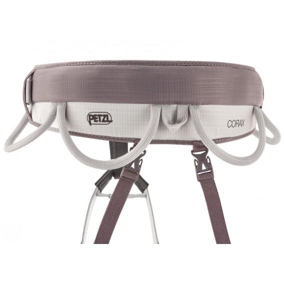 Petzl Corax 1 verstellbarer universal Klettergurt grau hier im Petzl-Shop günstig online bestellen