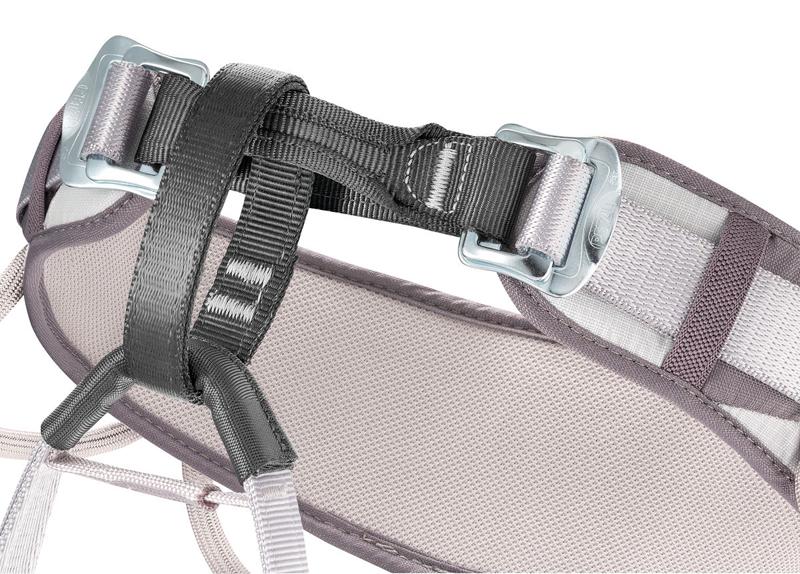Klettergurt Tauschen : Petzl corax 2 verstellbarer universal klettergurt grau ebay