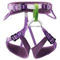 Petzl Macchu verstellbarer Sitzgurt für Kinder Klettergurt violett