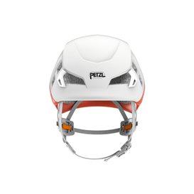 Petzl Meteor Kletterhelm Kopfschutz zum Bergsteigen rot im ARTS-Outdoors Petzl-Online-Shop günstig bestellen