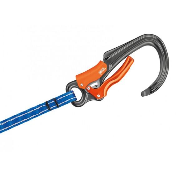 Petzl Scorpio Eashook Klettersteigset mit Eashook-Karabinern hier im Petzl-Shop günstig online bestellen