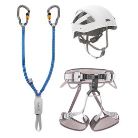 Petzl Kit Via Ferrata Vertigo 1 Klettersteig Komplettset im ARTS-Outdoors Petzl-Online-Shop günstig bestellen