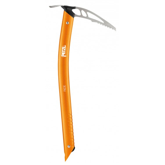 Petzl Ride kompakter Eispickel für Skitouren und Freeride hier im Petzl-Shop günstig online bestellen
