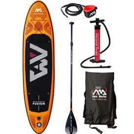 Aqua Marina Fusion 10.4 komplett Set aufblasbares Stand Up Paddle Board SUP