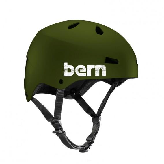 Bern Macon H2O Helm für Wakeboard Kajak Wassersport olive hier im Bern-Shop günstig online bestellen