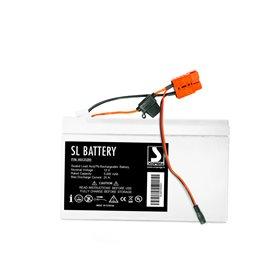 Bravo SL Battery 12V Batterie und Ladegerät 9mAh