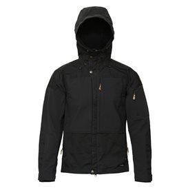 Fjällräven Keb Jacket Herren Outdoorjacke Übergangsjacke black-black hier im Fjällräven-Shop günstig online bestellen