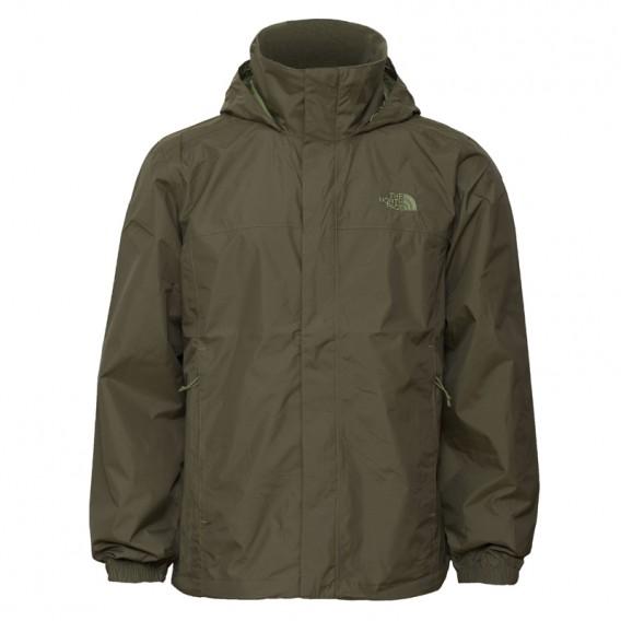 The North Face Resolve 2 Jacket Herren Regenjacke taupe green hier im The North Face-Shop günstig online bestellen