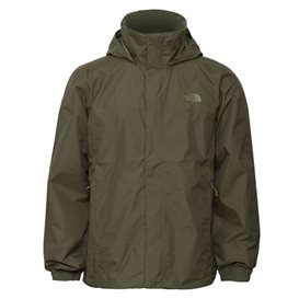 The North Face Resolve 2 Jacket Herren Regenjacke taupe green