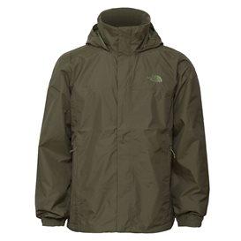 The North Face Resolve 2 Jacket Herren Regenjacke taupe green im ARTS-Outdoors The North Face-Online-Shop günstig bestellen