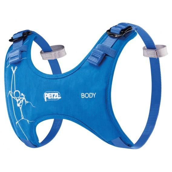 Petzl Body Kinder Brustgurt Ergänzung für Kindersitzgurt hier im Petzl-Shop günstig online bestellen