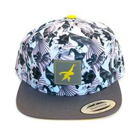 Gibbon Snapback Cap Damen Baseball Kappe Basecap limited edition