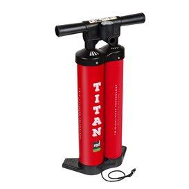 Red Paddle Titan Pump Zweikammern SUP Pumpe Handpumpe im ARTS-Outdoors Red Paddle-Online-Shop günstig bestellen