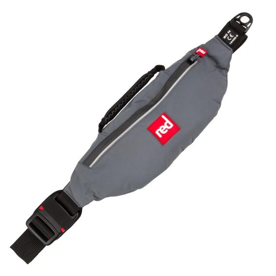 Red Paddle Original Air Belt PFD selbstaufblasende Schwimmweste im Hüftgurt grey hier im Red Paddle-Shop günstig online bestelle