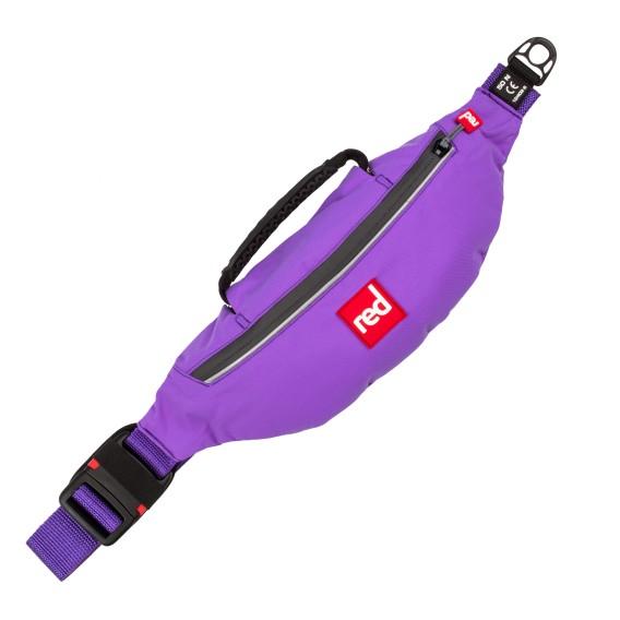Red Paddle Original Air Belt PFD selbstaufblasende Schwimmweste im Hüftgurt purple hier im Red Paddle-Shop günstig online bestel