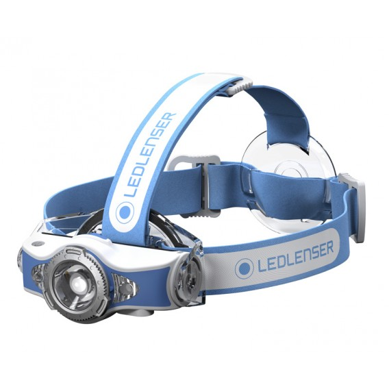 Ledlenser MH11 appgesteuerte Stirnlampe Helmlampe 1000 Lumen blue im ARTS-Outdoors Ledlenser-Online-Shop günstig bestellen