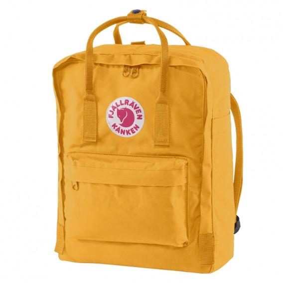 Fjällräven Kanken Rucksack Klassiker Retro Daypack 16L warm yellow hier im Fjällräven-Shop günstig online bestellen