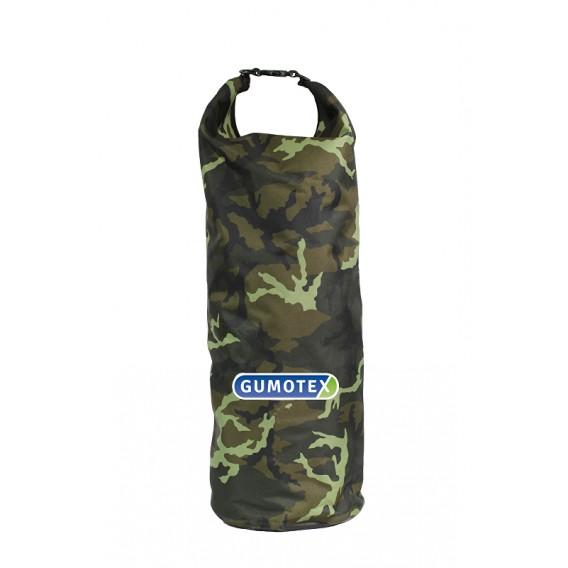 Gumotex Dry Bag wasserdichter Packsack camo hier im Gumotex-Shop günstig online bestellen