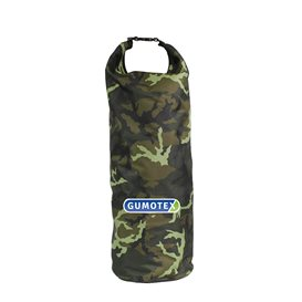 Gumotex Dry Bag wasserdichter Packsack camo