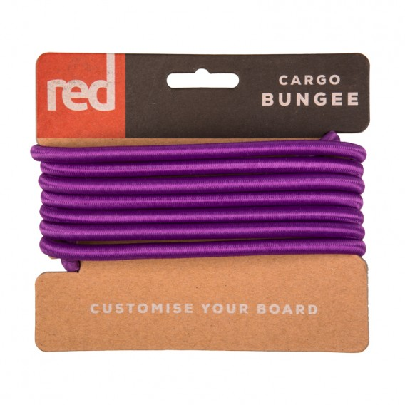Red Paddle Original Cargo Bungee 2,75m elastisches Gepäckseil purple im ARTS-Outdoors Red Paddle-Online-Shop günstig bestellen