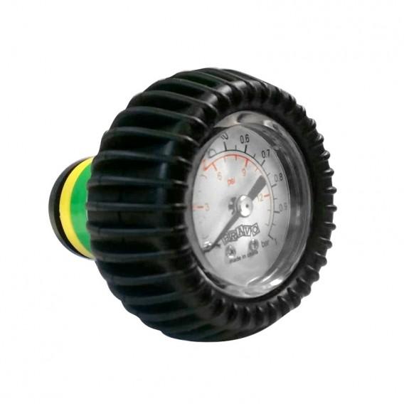 Bravo SP 119 Manometer 1 Bar für Push-Push Ventile im ARTS-Outdoors BRAVO-Online-Shop günstig bestellen