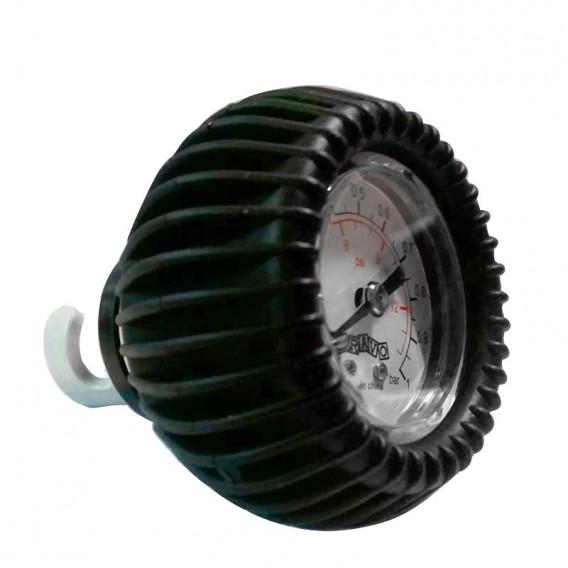 Bravo SP 119 Manometer 1 Bar für Halkey Roberts Ventile im ARTS-Outdoors BRAVO-Online-Shop günstig bestellen