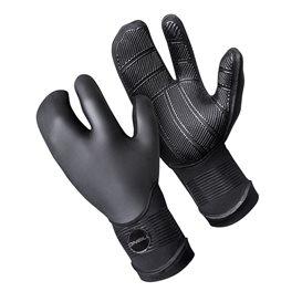 ONeill Psycho Tech 5 mm Lobster Gloves Neopren Handschuhe schwarz im ARTS-Outdoors ONeill-Online-Shop günstig bestellen