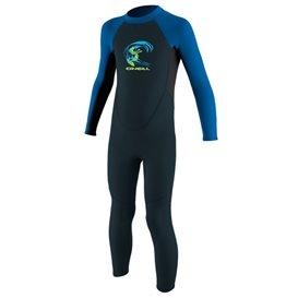 ONeill Toddler Reactor II 2 mm Back Zip Full Jungen Neoprenanzug Fullsuit petrol im ARTS-Outdoors ONeill-Online-Shop günstig bes