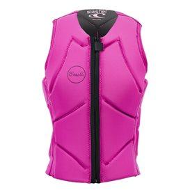 ONeill Slasher B Comp Vest Damen Neopren Prallschutzweste pink