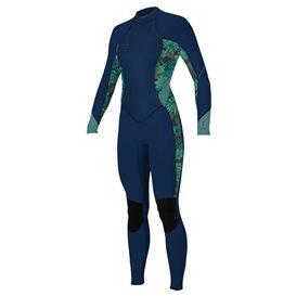 ONeill Bahia 3/2 Back Zip Full Damen Fullsuit Neoprenanzug navy im ARTS-Outdoors ONeill-Online-Shop günstig bestellen