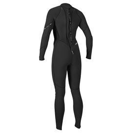 ONeill Bahia 3/2 Back Zip Full Damen Fullsuit Neoprenanzug schwarz im ARTS-Outdoors ONeill-Online-Shop günstig bestellen