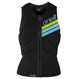 ONeill Slasher Kite Vest Damen Neopren Prallschutzweste schwarz im ARTS-Outdoors ONeill-Online-Shop günstig bestellen
