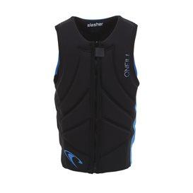 ONeill Youth Slasher Comp Vest Kinder Fullsuit Neoprenanzug blau