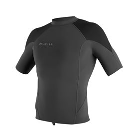 ONeill Reactor II 1 mm Shortsleeve Top Herren grau